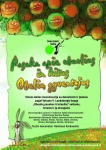 Pasaka apie obuolius ir kitus Obelių gyventojus (1)