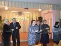 Nepriklausomybės atkūrimo 25-ųjų metinių minėjimas Žeimelio žemės ūkio bendrovėje