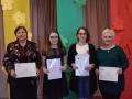 Konkurso nugalėtojos ir jų konsultantės